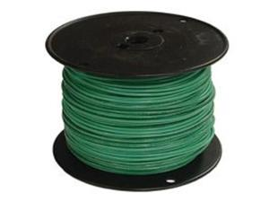 Southwire Company 12GRN-SOLX500 12 Green-Solx500 THHN Single Wire Solid Single W