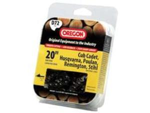Oregon Cutting Systems D72 20-Inch Chain Saw Replacement Chain