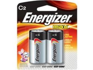 Energizer 2Cd C Alkaline Battery