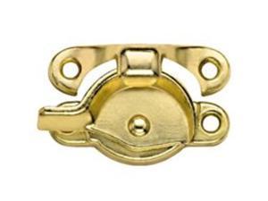 Stanley Hardware Bright Brass Window Sash Lock  755876