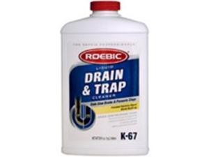 Roebic Laboratories K67BAG-12 Roebic Bacteria & Enzyme Drain Cleaner And Trap Cleaner
