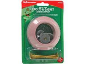 Fluidmaster 6102 Toilet Bolts And Gasket Kit