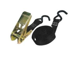Keeper 05511 10ft Ratchet Tie-Down 300 lbs. WLL