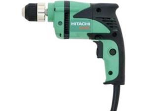 Drl Crdd 120V 6A 3/8In Kyls Hitachi Electric Drills D10VH Green 717709007499