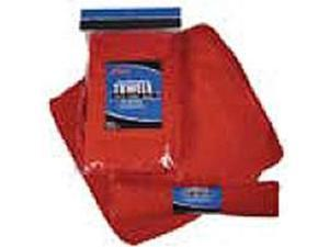 Red Woven Shop Towel SM ARNOLD Cleaning Implements 85-765 079038857658
