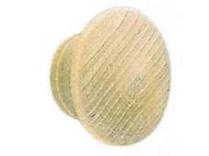 Amerock BP814-WD 2 in. Round Knob Birch
