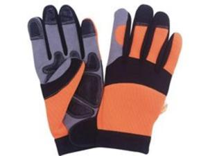 Diamondback BLT-7621-M Microfiber/Spandex Glove Medium Synthetic Leather - Pair