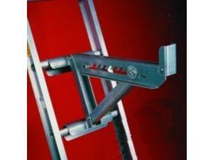 Qualcraft Industries 2420 Aluminum 2-Rung Ladder Jack with Short Body