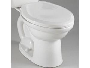 Colony Bowl Rf Wht AMERICAN STANDARD BRANDS Toilets, Bidets and Urinals