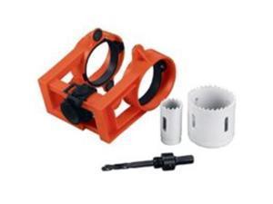 Kt Instln Bi-Metal Dr Lck BLACK & DECKER Lock Install Kits 79-368 028877470474