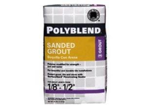Custom Building PBG5025 Nutmeg Brown Sanded Grout - 25-Lb