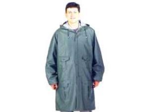 Diamondback 8156GRBXL Green/Blue Rain Parka Heavy-Duty, XL