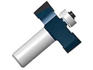 Bit Router 1-1/4In 2In 1/2In Bosch Router Bits - 1/4 In Carbide 85218MC CARBIDE