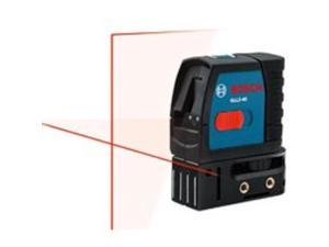 GLL2-40 Self-Leveling Cross-Line Laser