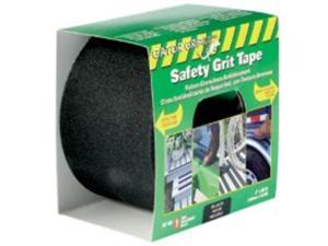Incom Manufacturing 4in. X 60ft. Black Gator Grip Anti Slip Safety Grit Tape  RE160 - Pack of 60