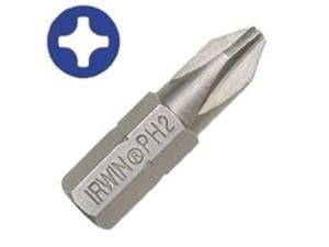 Irwin Industrial 35104725 #2-Philli-PSIllips Drywall Bit 1-Inch 25-Piece Phillip