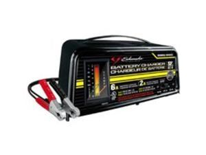 Chrg Batt 2-12Hr 6/12Vdc 2/6A SCHUMACHER Battery Chargers SF-82-6 026666150033