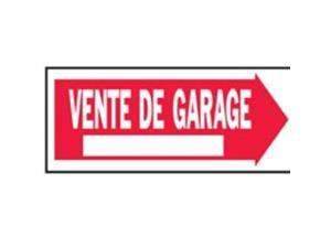 Hy-Ko Products 27579 Venetiane De Garage Corrugated Plastic - Each