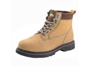 "Work Boot 6"" Nubuck 12M DIAMONDBACK Boots - Leather Lace Up CDO402-6-12"
