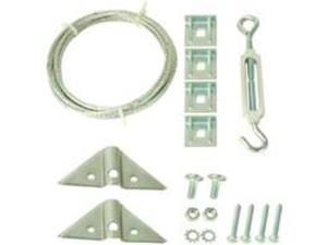 Mintcraft 33198SSS-DB3L Anti-Sag Gate Kit Stainless Steel - Each