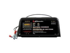 Chrg Batt 2-12Hr 12Vdc 120Vac SCHUMACHER Battery Chargers SF-1010-2 026666706179