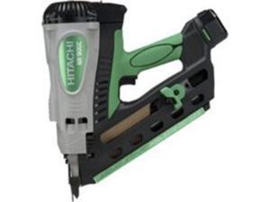 "Hitachi Power Tools 3-1/2"" Clipped Head Gas Nailer."