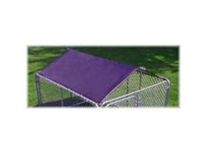 Kennel Roof 6X8' Qckshltr Kit STEPHENS PIPE & STEEL Dog Kennels & Houses