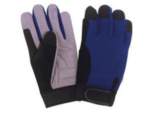 Synthetic Leather Palm Glove, XXL Diamondback Gloves- Pro Work Insulated