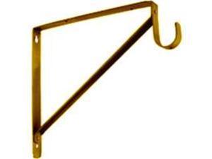 Stanley Hardware 833855 Oil-Rubbed Bronze Shelf Bracket - Carded