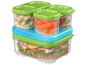 Rubbermaid 1806231 Lunch Blox - Sandwich Kit