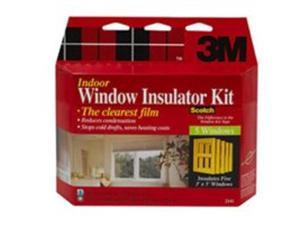 3m 5PK 62X210 Window Insulation Kit