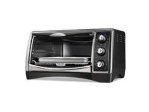 Black & Decker TO1675B 6-Slice Toaster Oven