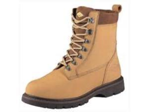 "Work Boot 8"" Nubuck 8M DIAMONDBACK Boots - Leather Lace Up CDO402-8-8"