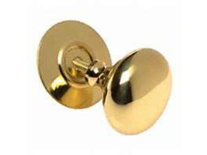 Amerock 544 1.5 in. Knob - Solid Brass