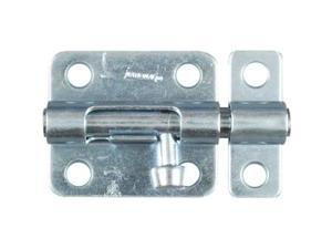 "National Zinc Plated 2-1/2"" Barrel Bolt Gate Door Latch NATIONAL N227-314"