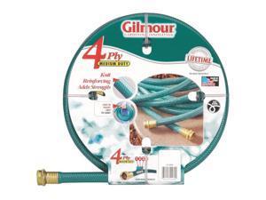 Gilmour 15-58100 4 Ply Reinforced Vinyl 15 Series Garden Hose