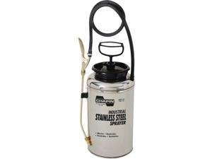 2 Gal Ss Industrial Compression Sprayer CHAPIN MFG Tank Sprayers 1739