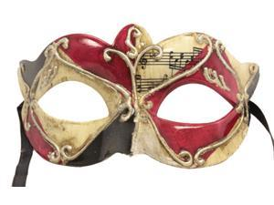 CARNIVAL MASQUERADE MASK - Venetian Masks - COSTUME