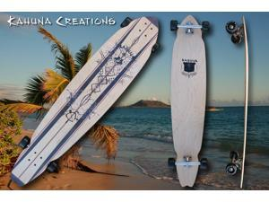 "Kahuna Creations Pohaku Surf Rider 48"" Complete Stand-up Paddling All-Purpose"