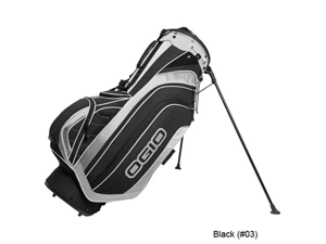 2013 Ogio Vapor Stand Golf Bag Black International Walk Stand