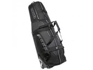 2013 Ogio Mammoth Travel Bag Black Golf Fully Oversized Padded Top Tour Bag