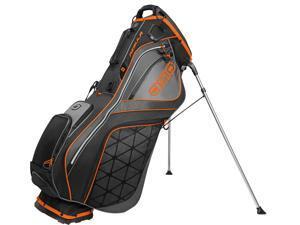 2014 Ogio Nebula Golf Stand Bag Blaze 6-Way Top Full Length Club Dividers