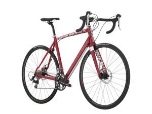 2014 Diamondback Century Disc 60CM Red 02-14-1264 Endurance Road Bike XXL