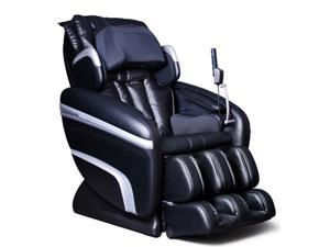 Osaki OS7200H Executive Zero Gravity STrack Heating Massage Chair Black Recliner