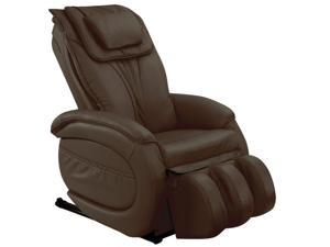 Infinity IT-9800 Dark Brown Zero-Gravity Leather Massage Chair Infinite IT9800