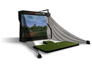 TruGolf Technique Personal TPERE6L E6 Lite Indoor Portable Golf Simulator System