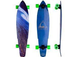 "Kahuna Creations Hydro 44"" Pro Shredder Longboard Complete Stand-up Paddling"