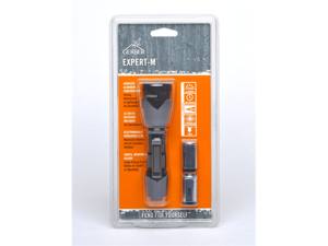 Gerber Expert M Flashlight, Black Aluminum Body, LED