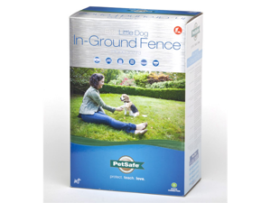 PetSafe Comfort Fit Deluxe In-Ground Little Dog Fence PIG00-10773