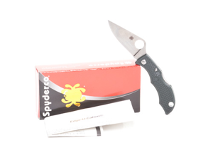 "Spyderco SCSCLGREP3 Knives Folder Knife FRN Handle Ladybug 3. 2 1/2"" Closed Lock"